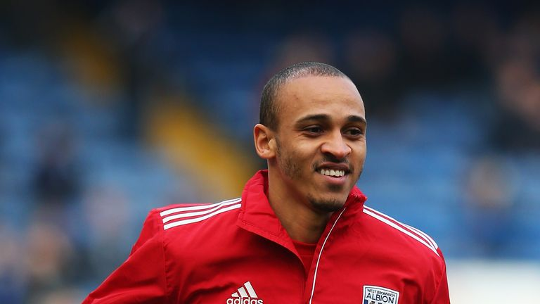 Peter Odemwingie provided one of the most memorable Deadline Day moments in January 2013