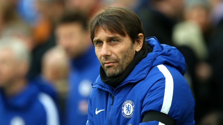 Conte: I am not anxious about my job