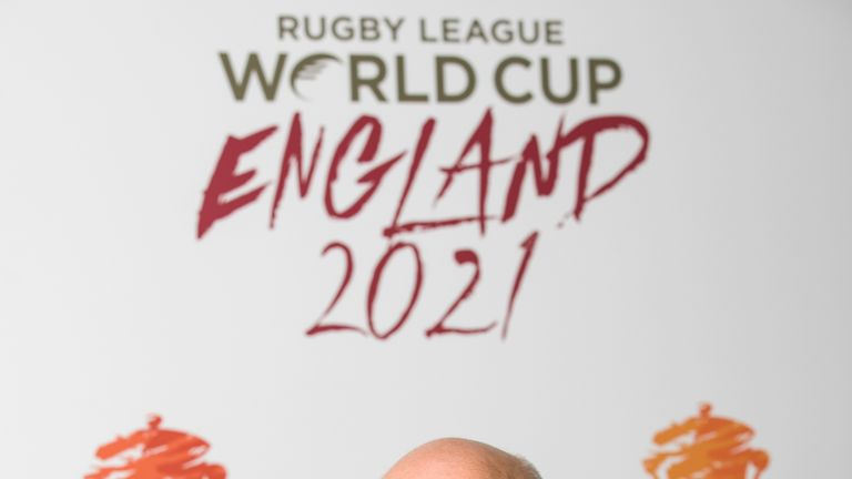 Nigel Wood has been appointed as RLIF chief executive after stepping down from his role with the RFL