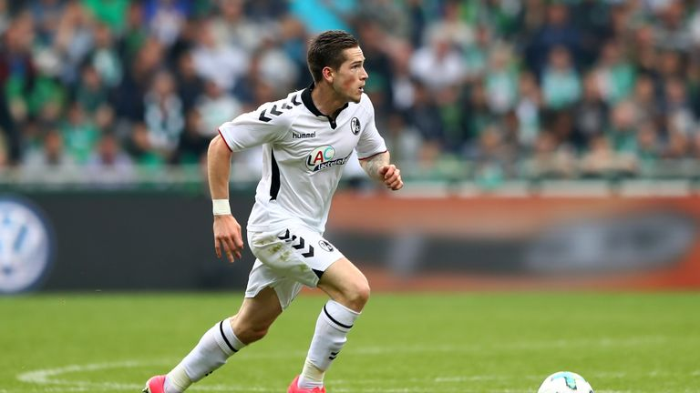 Kent had been on loan at Freiburg but struggled for regular games