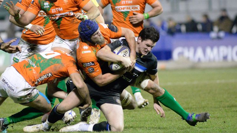 Benetton 28 - 47 Bath - Match Report & Highlights