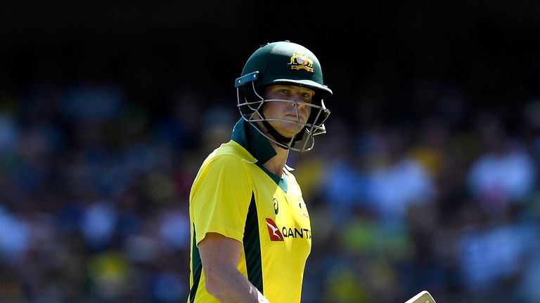 Steve Smith admitted his side were outplayed by England in the one-dayers