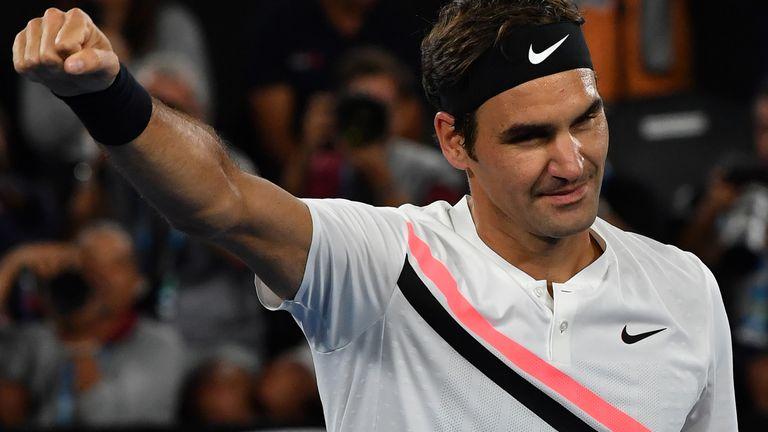 Federer faces Chung hurdle to 30th Slam closing