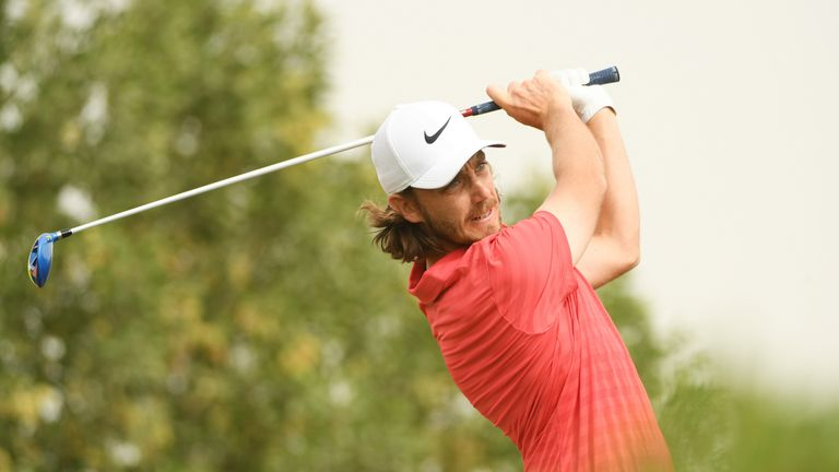 Fleetwood is the second back-to-back winner of the Abu Dhabi HSBC Championship