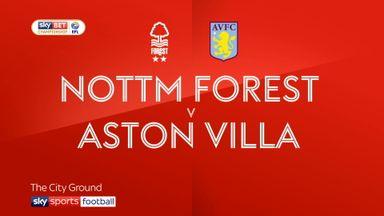 Nott'm Forest 0-1 Aston Villa