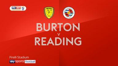 Burton 1-3 Reading