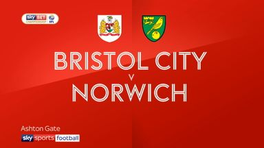 Bristol City 0-1 Norwich