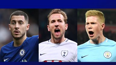 fifa live scores - The Soccer Saturday pundits pick their player of the year from each Premier League club