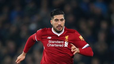 fifa live scores - Emre Can and Adam Lallana could return for Liverpool this season, says Jurgen Klopp