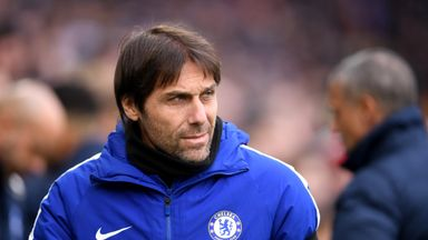 fifa live scores - Antonio Conte warns Chelsea they must 'suffer' to beat Barcelona