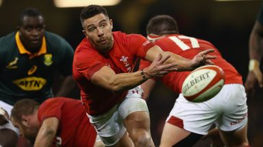 Rhys Webb could have played his last game for Wales