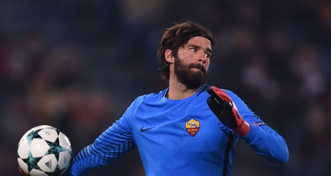 Chelsea join Liverpool in the race to sign Alisson