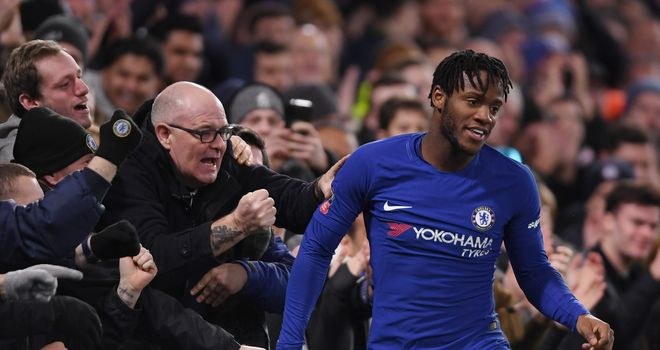 Michy Batshuayi heading to Borussia Dortmund on loan