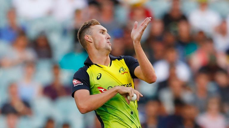 Yorkshire sign giant Australia fast bowler Billy Stanlake for Vitality Blast