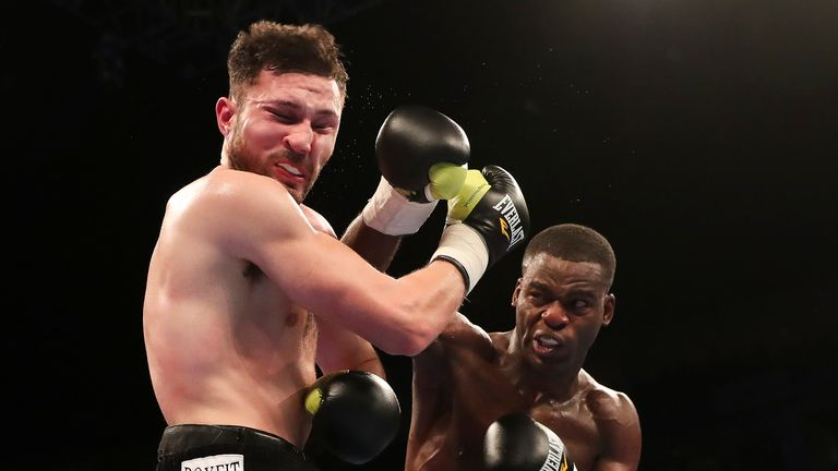 Buatsi can be pushed, says Moore