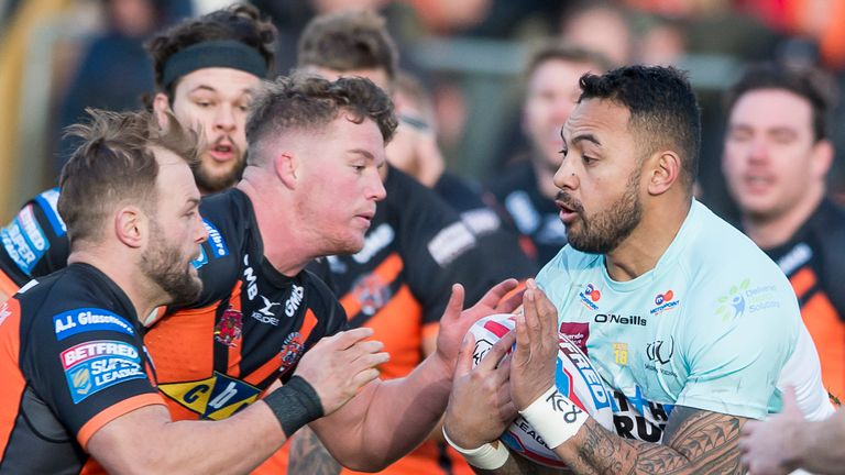 Widnes enjoyed an unbeaten pre-season but just fell short away from home
