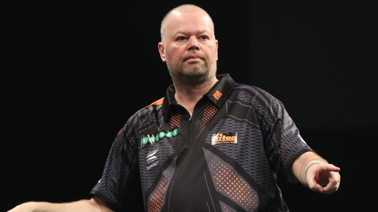 Raymond van Barneveld will be bidding for a third UK Open title