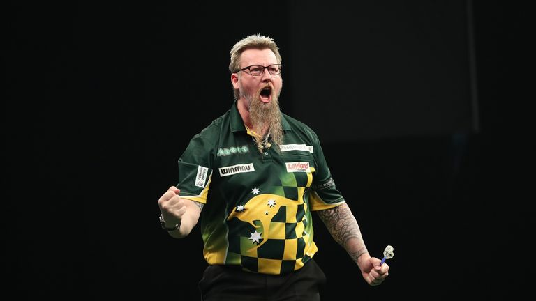 Simon Whitlock has made a stunning start on his Premier League return