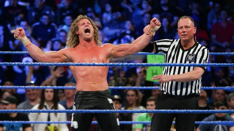 Dolph Ziggler will be part of the WWE title match at Fastlane