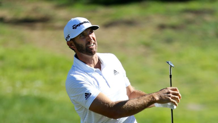 Pebble Beach Pro-Am: Dustin Johnson the heavy favorite going into final round