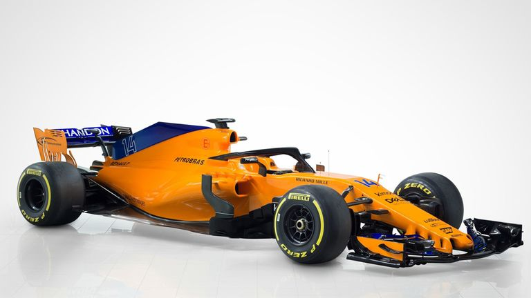 f1 in 2018 mclaren reveal new car and new look f1 news. Black Bedroom Furniture Sets. Home Design Ideas