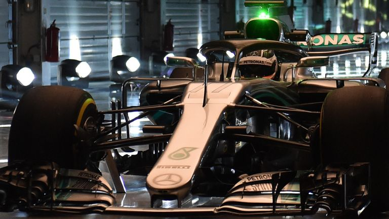 Mercedes boss slams 2018 F1 car - would fix it 'with a chainsaw'