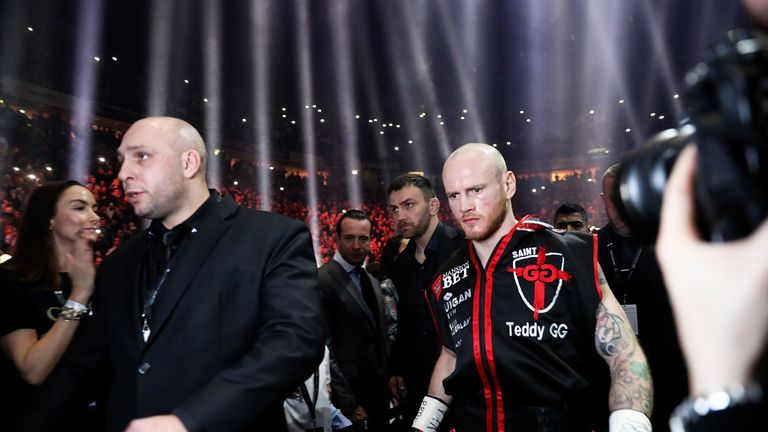 Groves will be defending his WBA 'super' title against Smith