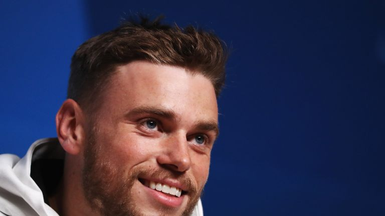 Gus Kenworthy came out publicly in October 2015, having won slopestyle silver at the Sochi Games the previous year