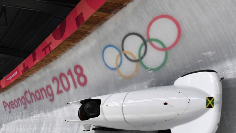 Jamaica's 'Cool Runnings' Winter Olympics dream in tatters after bobsleigh coach quits