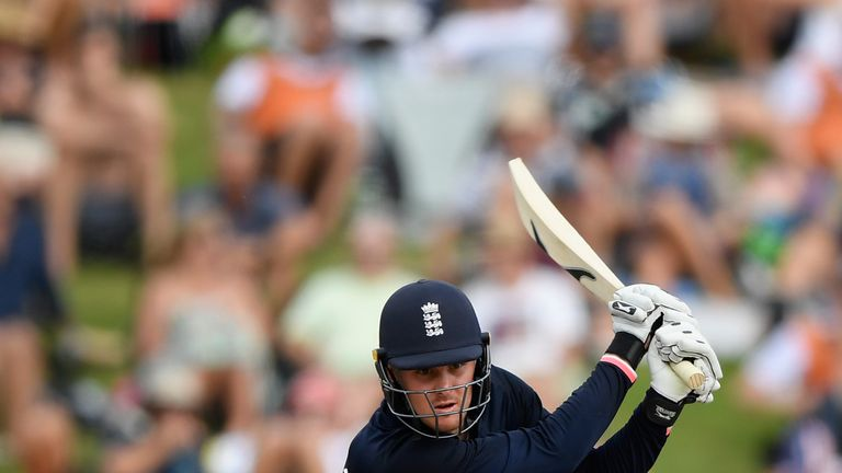 Jason Roy: not to be trusted out at sea