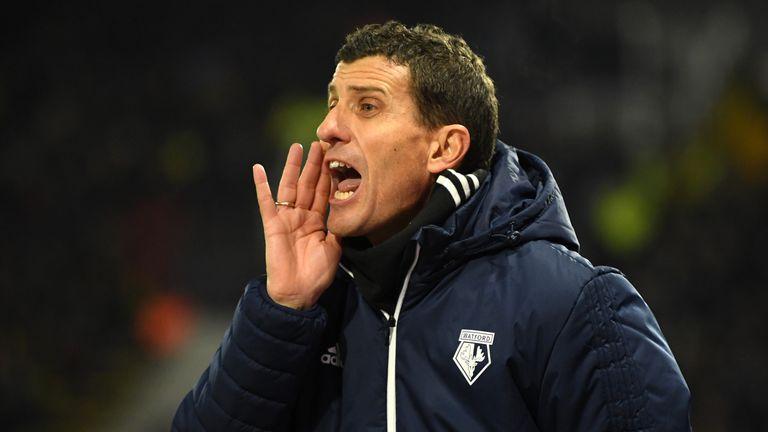 Javi Gracia is unbeaten as Watford boss in the league