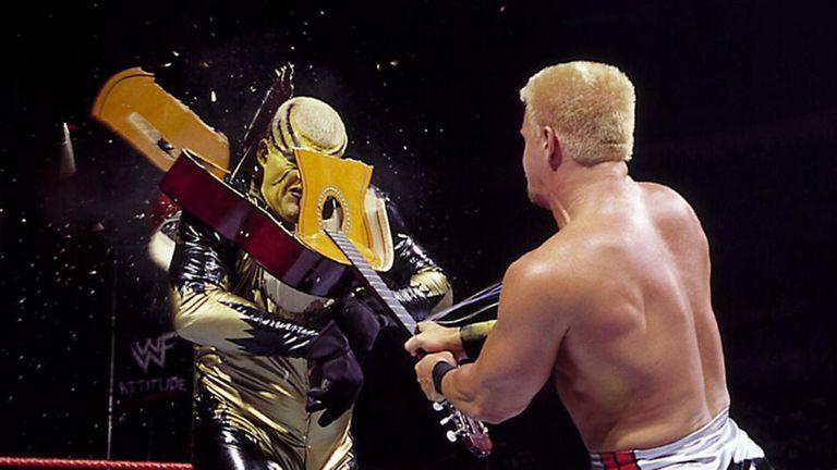 Jeff Jarrett Is Strutting Into The WWE Hall Of Fame