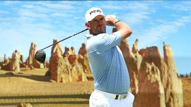 Lee Westwood surges into co-lead at World Super 6 Perth