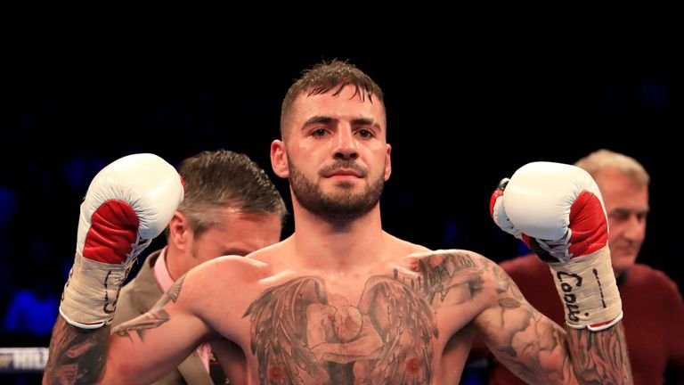 Lewis Ritson defends his British title against Joe Murray on Sunday February 25, live on Sky Sports