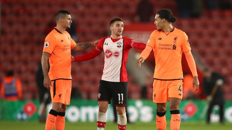 Dejan Lovren hoping for successful Virgil van Dijk partnership at Liverpool