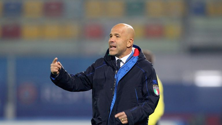Italy promotes under-21 coach to run national team