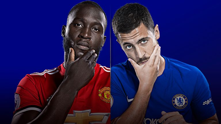 Manchester United v Chelsea, live on Sky Sports Premier League at 2.05pm on Super Sunday