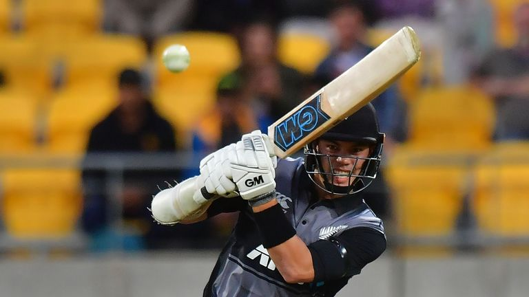 Mark Chapman has now played for New Zealand and Hong Kong in Twenty20 cricket