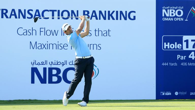 Southgate and Waring on top in Oman