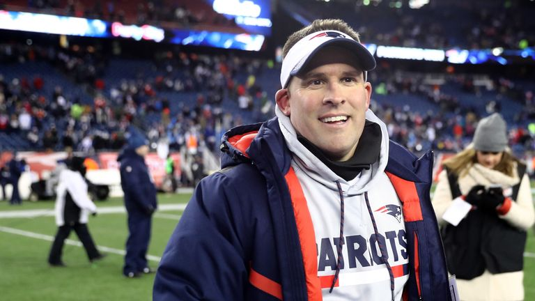 Josh McDaniels was expected to take over as Colts coach but changed his mind at the last minute