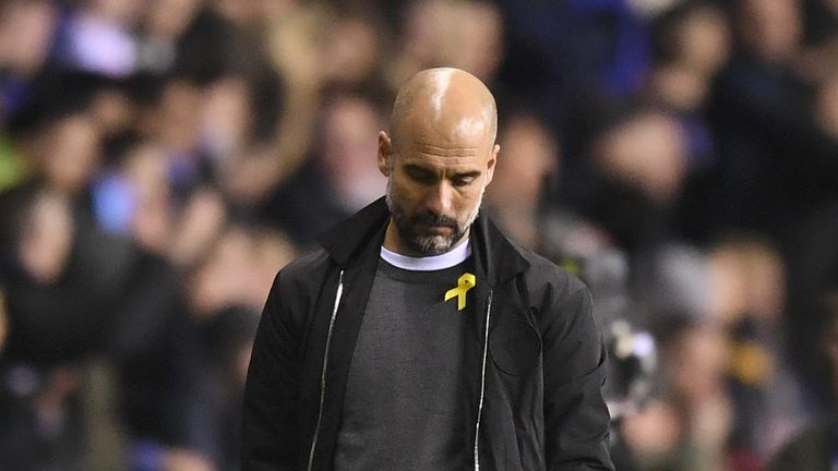Guillem Balague believes Pep Guardiola has the right to express his opinion with this symbolic gesture