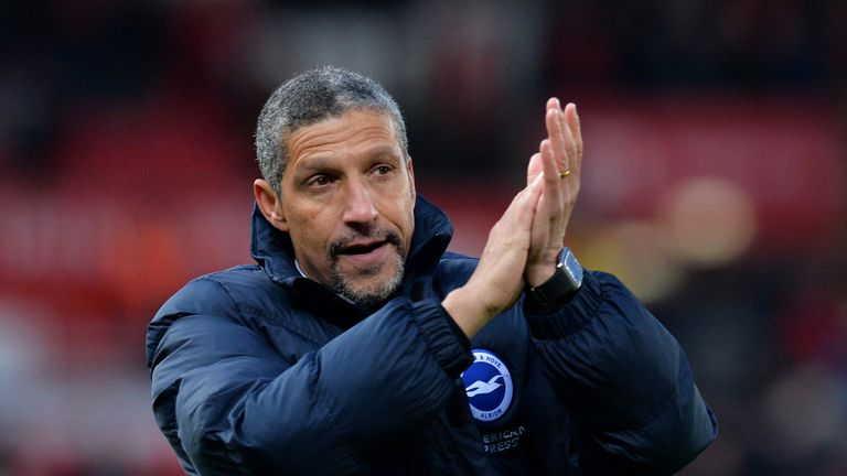 Murray at the double as Brighton thump relegation rivals Swansea