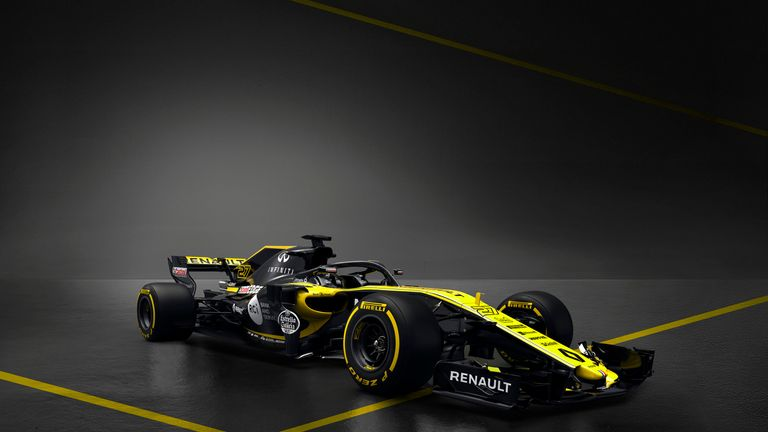 renault target strides up f1 2018 grid with new rs18 car f1 news. Black Bedroom Furniture Sets. Home Design Ideas