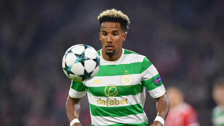 Scott Sinclair will face his former manager Roberto Mancini on Thursday