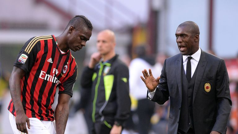 Clarence Seedorf is still looking for his first win as Deportivo boss