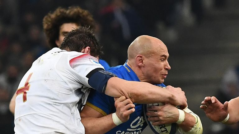 Sergio Parisse's Italy face Wales in Round 4