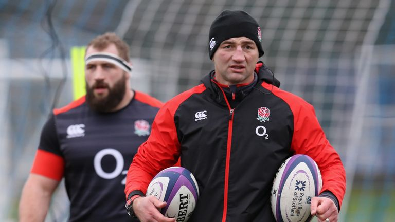 Mears expects 'good England win' at Murrayfield
