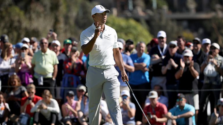 tiger woods optimistic form will return with more