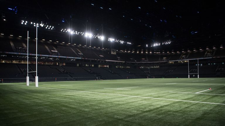 Racing 92's stunning U Arena is the most modern stadium in Europe