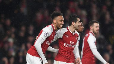 fifa live scores - Henrikh Mkhitaryan played a 'big factor' in Arsenal move, says Pierre Emerick-Aubameyang